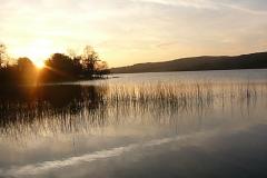 sunset alder cottage
